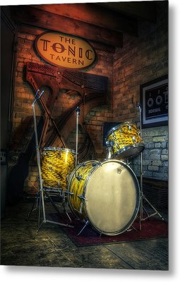 The Tonic Tavern Metal Print by Scott Norris
