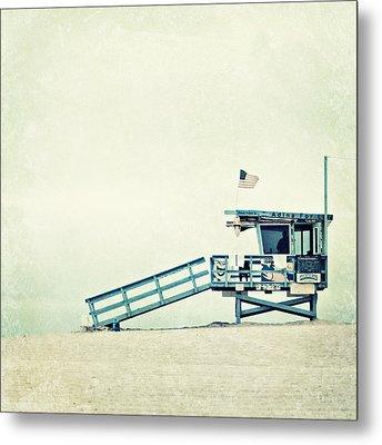 The Tower Metal Print by Melanie Alexandra Price