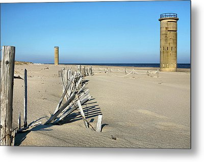 The Towers Metal Print by JC Findley