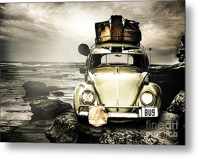The Travel Bug Metal Print by Jorgo Photography - Wall Art Gallery