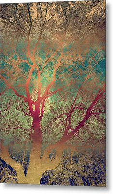 The Tree Called Beautiful Metal Print by Gray  Artus