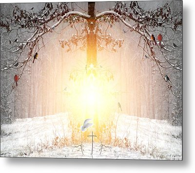 The Tree Of Life Metal Print by Bill Stephens