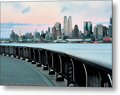 The Upper West Side Metal Print by JC Findley