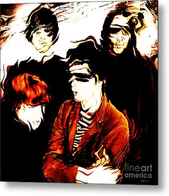 The Velvet Underground  Metal Print
