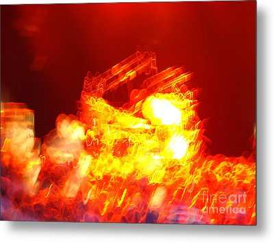 Metal Print featuring the photograph The Vibe by Paul Foutz