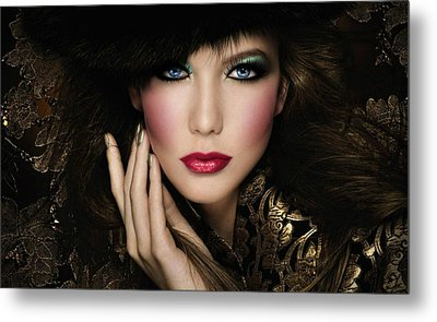The Virtuous Woman Metal Print by Karen Showell