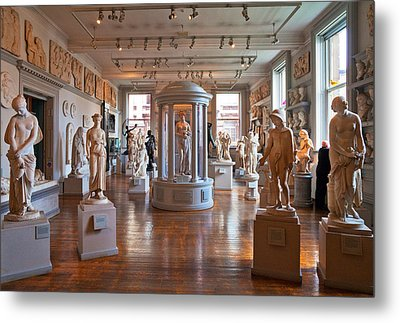 The Walker Art Gallery, Liverpool Metal Print by Panoramic Images
