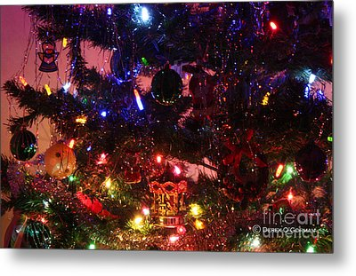 The Warmth Of Christmas Metal Print