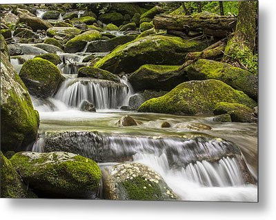 The Water Will Metal Print by Jon Glaser