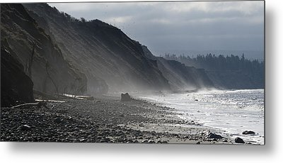 The Water's Front Metal Print by Chad Davis