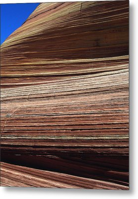'the Wave' North Coyote Buttes 06 Metal Print by Jeff Brunton