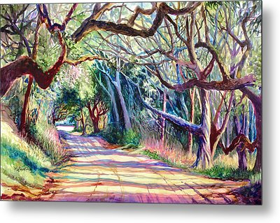 The Way Home Metal Print by Alice Grimsley