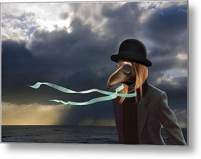 The Wind Has Changed Metal Print by Craig Carl