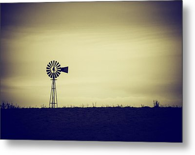 The Windmill Metal Print by Karol Livote