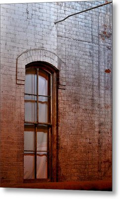 The Window Of Opportunity Metal Print