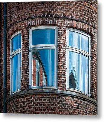 The Windows Metal Print