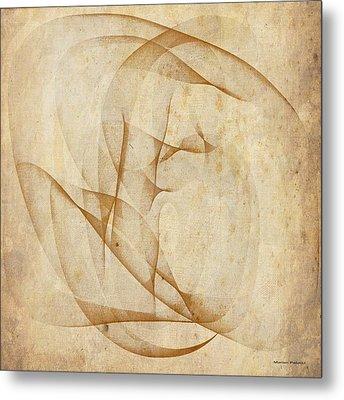 The Womb Metal Print by Marian Palucci-Lonzetta