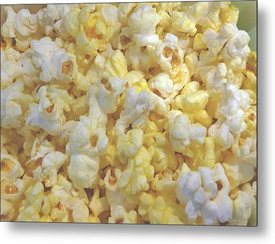 Metal Print featuring the photograph The World Of Popcorn by Hiroko Sakai