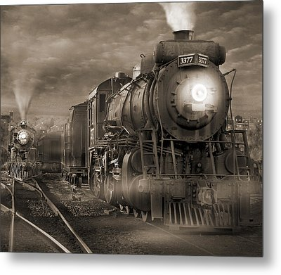 The Yard 2 Metal Print by Mike McGlothlen