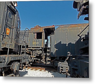 The Yards Metal Print by Skip Willits