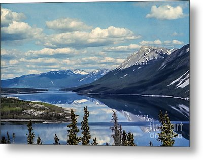 The Yukon Metal Print by Suzanne Luft