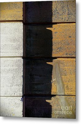 Metal Print featuring the photograph Thirds by James Aiken