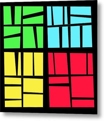 Thirty Four Metal Print by Jeff Gater