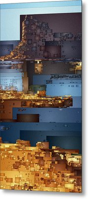 This Is Lake Powell Metal Print