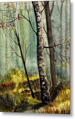 This Is My Territory Metal Print by Marilyn Smith