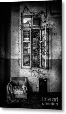 This Is The Way Step Inside II Metal Print