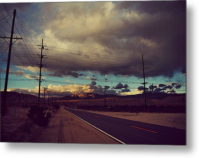 This Journey Of Ours Metal Print by Laurie Search