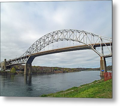 This Way To The Cape Metal Print by Barbara McDevitt
