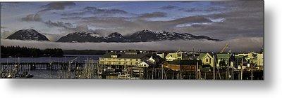 Thomas Basin Alaska Metal Print by Timothy Latta