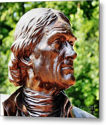 Thomas Jefferson Metal Print