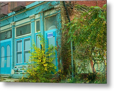 Metal Print featuring the photograph Those Were The Days by Lena Wilhite