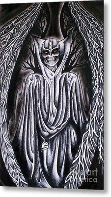 Thoth IIi Metal Print by Coriander  Shea