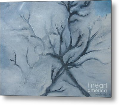 Thought Of You Metal Print