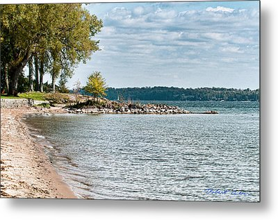 Metal Print featuring the photograph Thousand Islands by Robert Culver