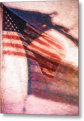 Through War And Peace Metal Print