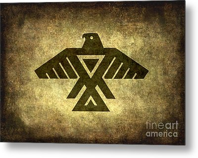 Thunderbird Metal Print by Bruce Stanfield