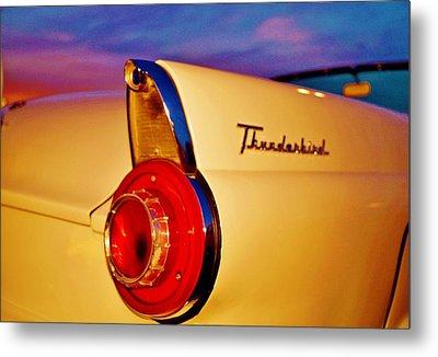 Thunderbird Metal Print by Daniel Thompson