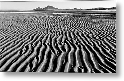 Tides Out Metal Print