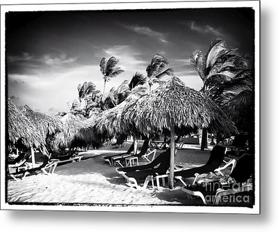 Tiki Choices Metal Print by John Rizzuto