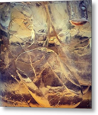 Time For A Cider Metal Print