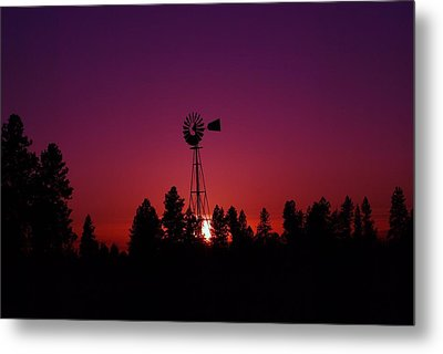 Time Gone By  Metal Print by Jeff Swan