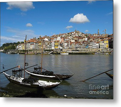 Metal Print featuring the photograph Time Stood Still by Arlene Carmel