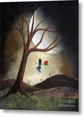 Time Together By Shawna Erback Metal Print