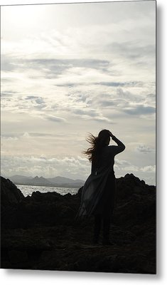 Metal Print featuring the photograph Timeless Celtic Sky by Ankya Klay