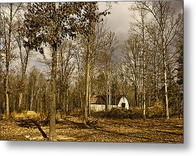 Timeless Metal Print by Swank Photography