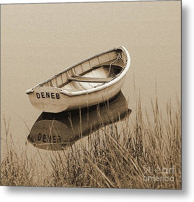 Timeless Transportation Metal Print by Stephen Flint